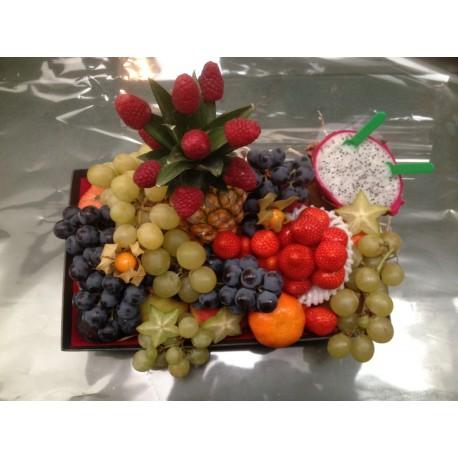 Corbeille de fruits à 20 euros
