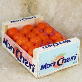 Les Mandarines Mon chéri (Le colis de 2.5 kg)